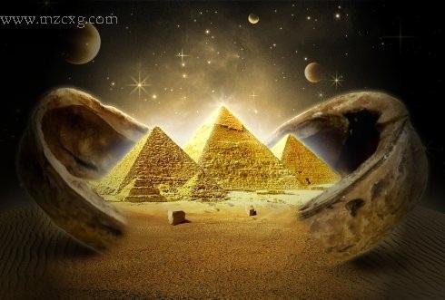 15005禅坐,修复生命能量!解密金字塔.